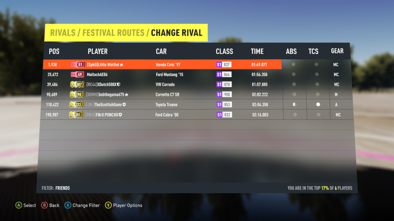 Time Attack #3 - Forza Horizon 2 // Results are up! Screen11