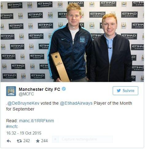 Manchester City • Kevin De Bruyne Kvb10