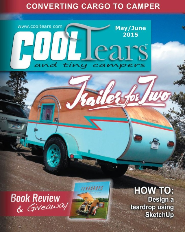 Voici le nouveau numéro du magazine Cool Tears and Tiny Campers Captur51