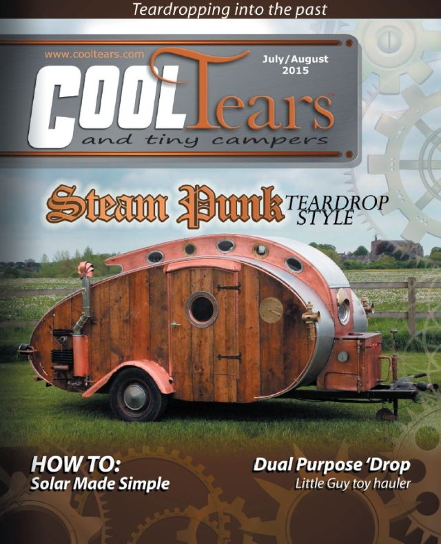 Voici le nouveau numéro du magazine Cool Tears and Tiny Campers Captur53