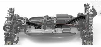 Les renforts de chassis Renfor10