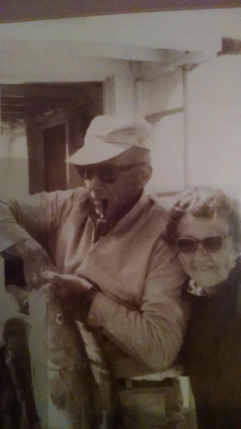 Grandfather & Pipe (1927) 2015-011