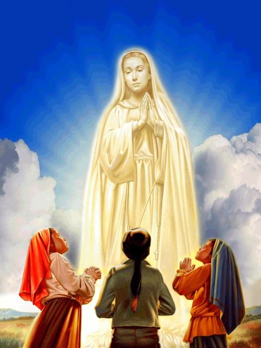 Le Mois de Marie de Notre Dame du Rosaire de Fatima 12903612