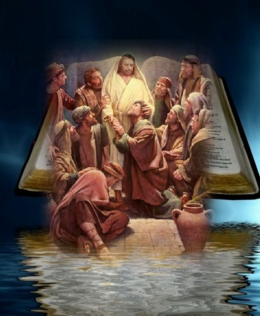 *Donne-nous notre Pain de ce jour (Vie) : Parole de DIEU *, *L'Évangile et le Livre du Ciel* - Page 9 16187210