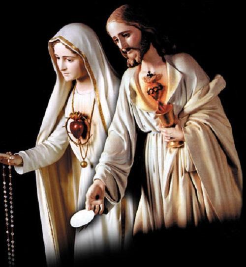 SAINT ou RIEN ! 30 jours avec Marie pour une vie bénie ! 2ley6h10