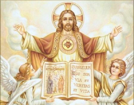 *Donne-nous notre Pain de ce jour (Vie) : Parole de DIEU *, *L'Évangile et le Livre du Ciel* - Page 9 49668610