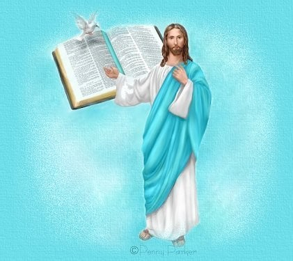 *Donne-nous notre Pain de ce jour (Vie) : Parole de DIEU *, *L'Évangile et le Livre du Ciel* 5414e710