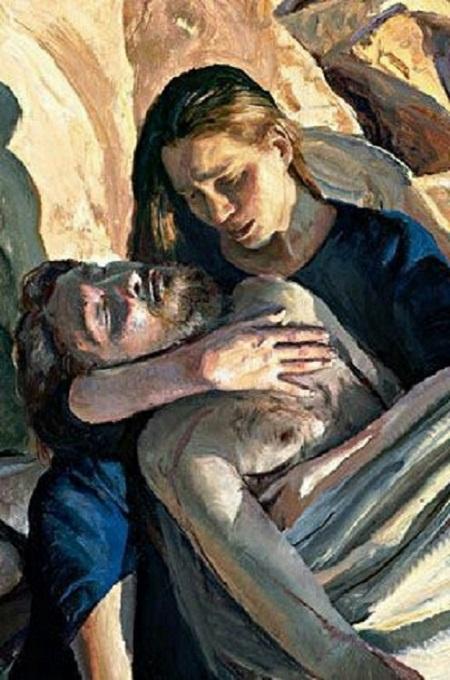 SAINT ou RIEN ! 30 jours avec Marie pour une vie bénie ! 55bd4611