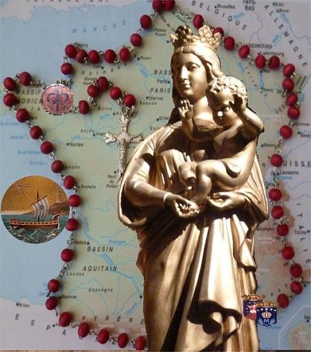 L'Appel de Yagma-Louda - Messages de Jésus à Marie-Rose Kaboré : L'Afrique au secours de la France France11