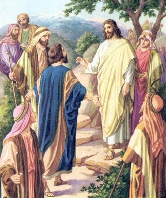 *Donne-nous notre Pain de ce jour (Vie) : Parole de DIEU *, *L'Évangile et le Livre du Ciel* - Page 9 Jzosus16