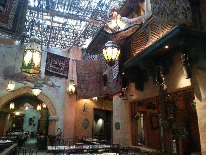 Agrabah Café Restaurant (carte p.26) - Page 23 11994211