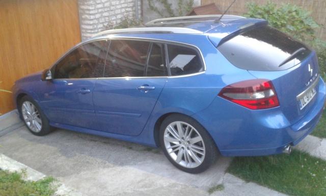 [¤MaX¤] Laguna III.1 Estate GT DCI 180cv 4control Bleue Malte - Page 2 Laguna11