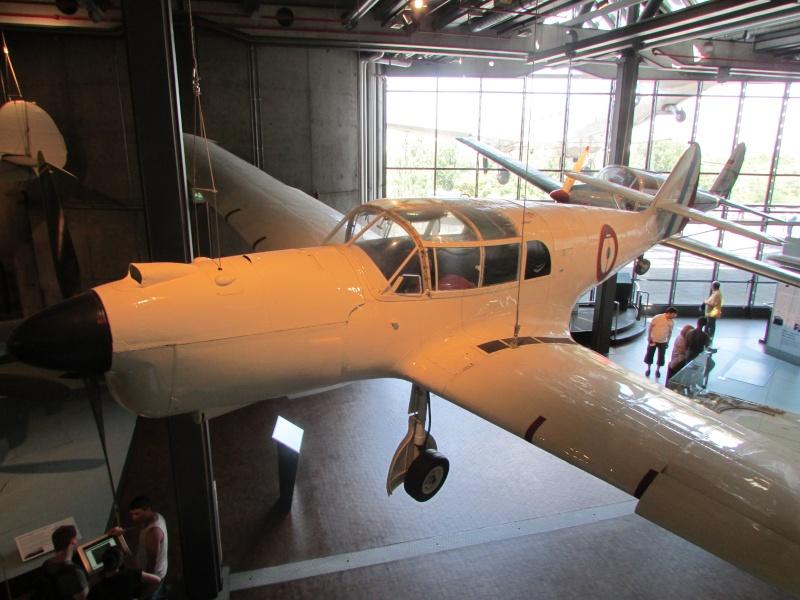 [Les anciens avions de l'aéro] Nord 1002 Pingouin II Img_6415
