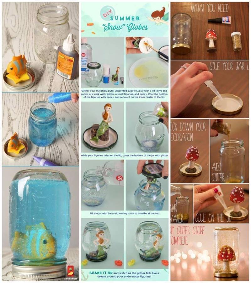 Recycler des bocaux ou pots en verre! 11904610