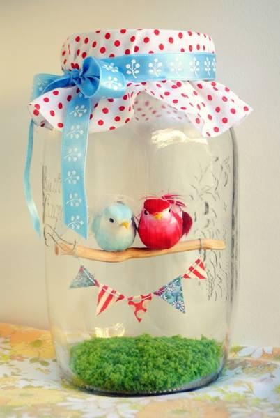 Recycler des bocaux ou pots en verre! 12108910
