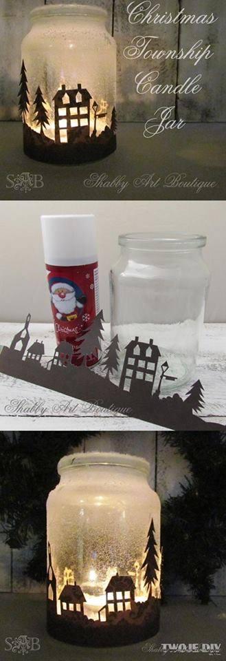 Recycler des bocaux ou pots en verre! 12187711