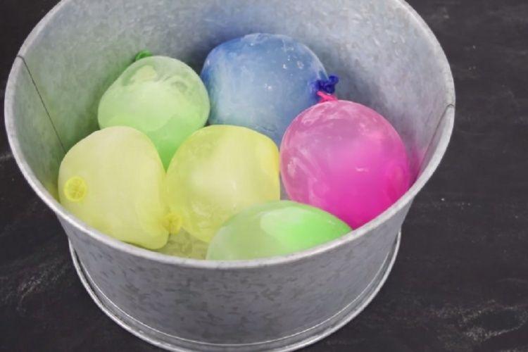 Tout ce qu'on peut faire avec des ballons! 750x5010