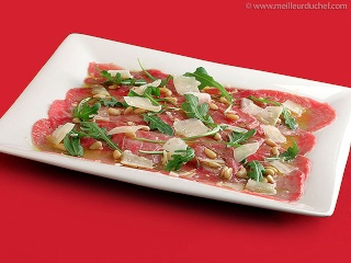 Mes recettes: Verrines et Entrées avec viandes, poissons ou oeufs Carpac10