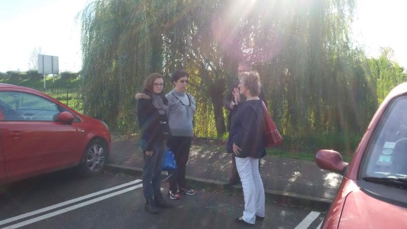 Le 7 Novembre 2015  (Romilly syr Seine) le midi Photo324