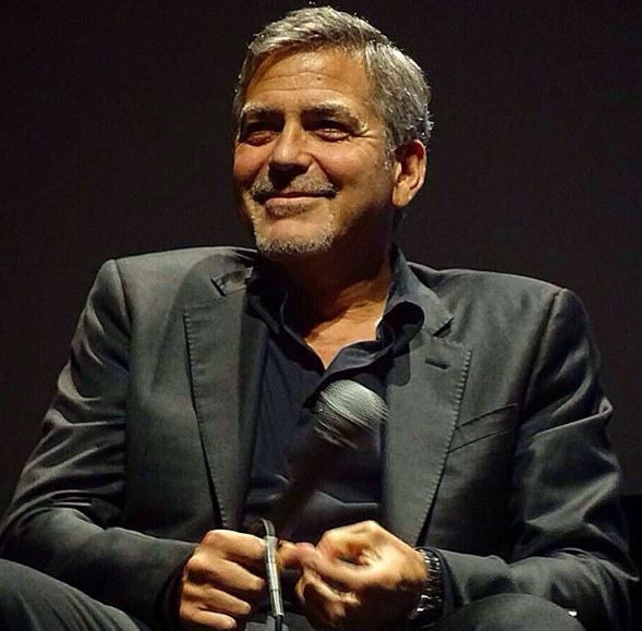 George Clooney at the New York Film Festival anniversary screening of O BROTHER, WHERE ART THOU 29th September 2015 55510