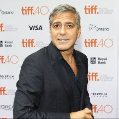 George Clooney at Toronto film festival 11th September 2015 Aaa410