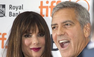 George Clooney at Toronto film festival 11th September 2015 Aaa510