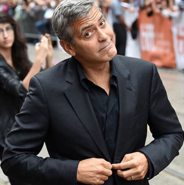 George Clooney at Toronto film festival 11th September 2015 Aaaa10