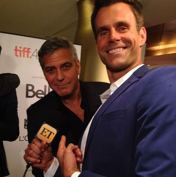 George Clooney at Toronto film festival 11th September 2015 Bbb510
