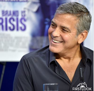 George Clooney at TIFF press conference 12. Sept 2015 Ddd210