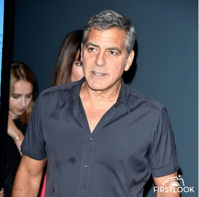 George Clooney at TIFF press conference 12. Sept 2015 Ddd310