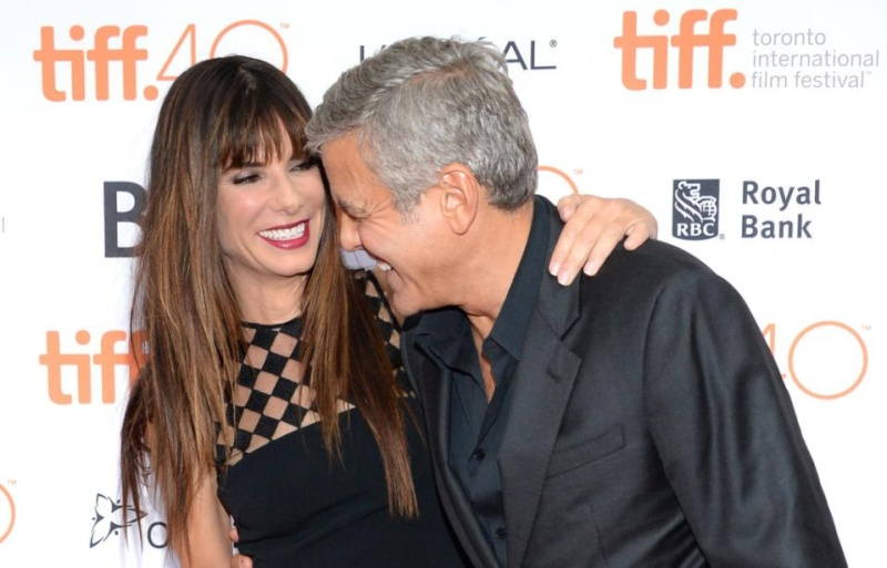 George Clooney at Toronto film festival 11th September 2015 Ggg10