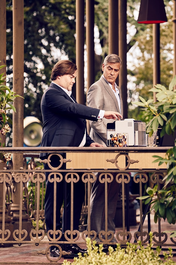 First teaser of the new Nespresso ad with Jack Black Uu211