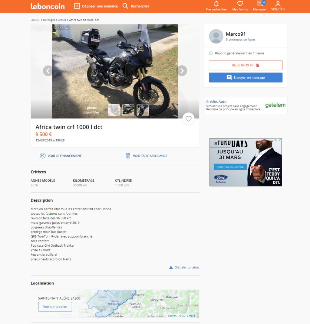 Partageons les photos de nos moto  ! 2019_a14