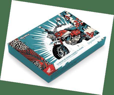 Calendrier de l'Avent Honda 2020_a41