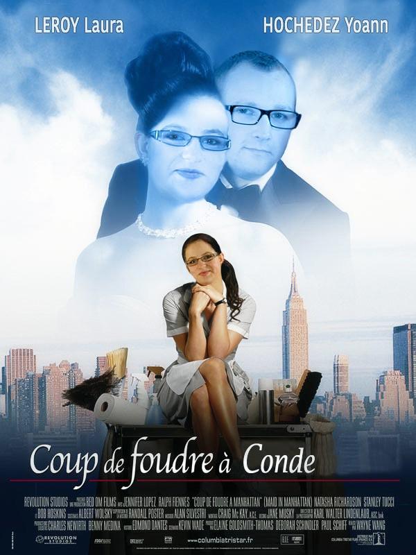montage photo affiche de film pour marige Affich11