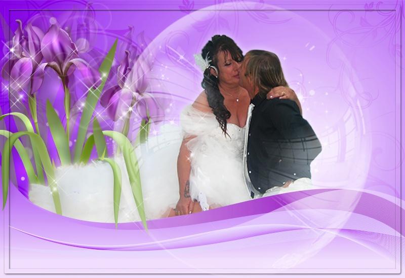 montage mariage changer le decor Iriss210