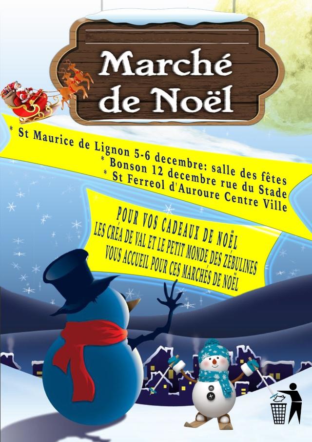 Flyer pour marché de noel Sans_t41