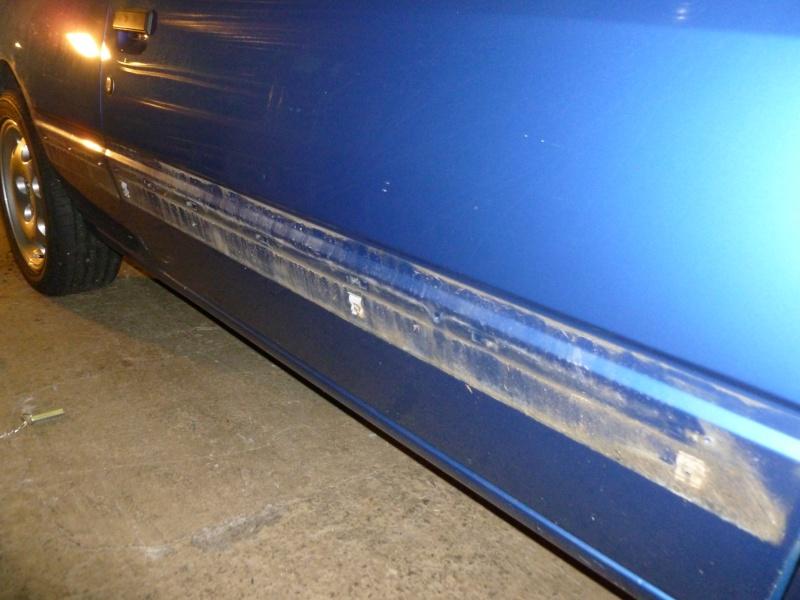 mise en place des rivets des elargisseur de porte P1010111