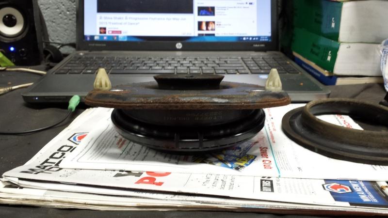 Proper front Strut Bearing installation Strut_11