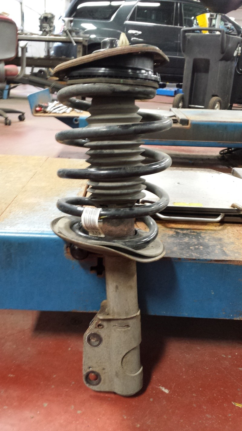 Proper front Strut Bearing installation Strut_12
