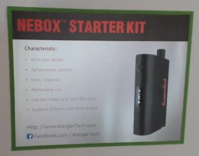 NEBOX par Kanger Nebox11