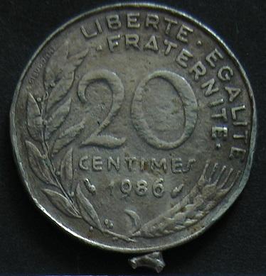 20 centimes Lagriffoule 1986 Dscn4212