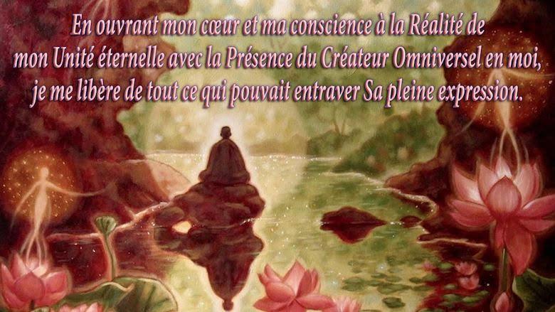 méditation JE SUIS l'UN avec Jean HUDON - Page 13 Cly29410