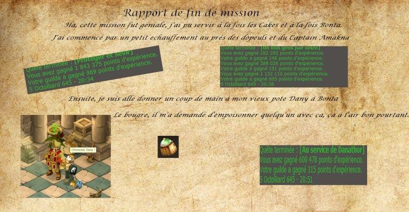 RAPPORT DE FIN DE MISSION JUNKO Rappor10