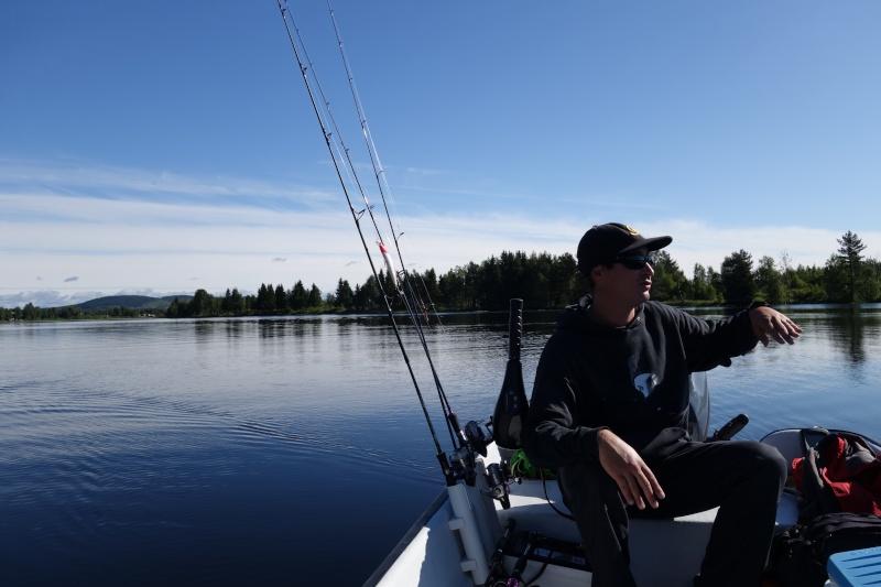Séjour Suède et blog : Fishing Aventures  Dsc01110