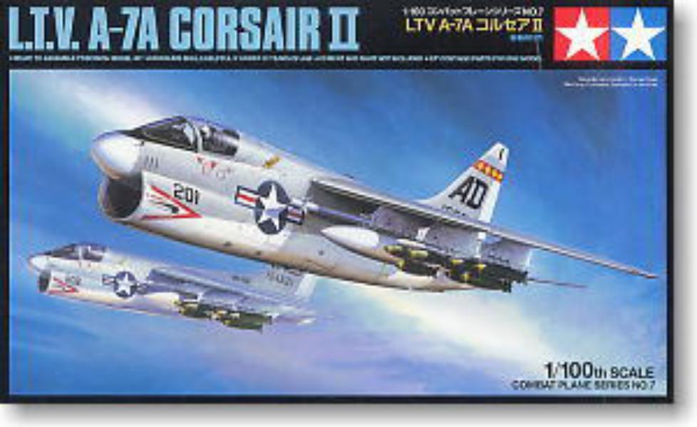 A-7A Corsair 2 1/72 010