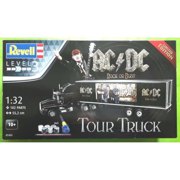Kenworth Truck AC/DC REVELL 1/32 018