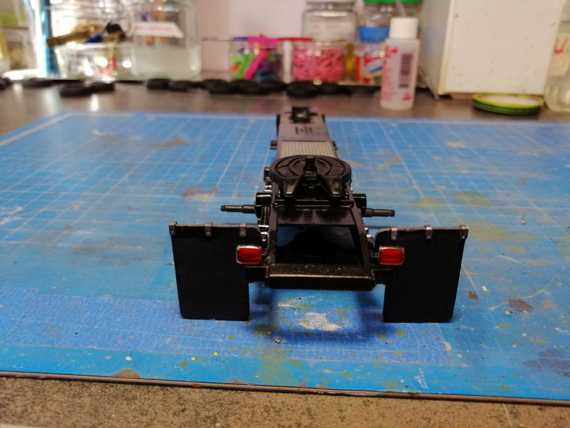 Kenworth Truck AC/DC REVELL 1/32 1052