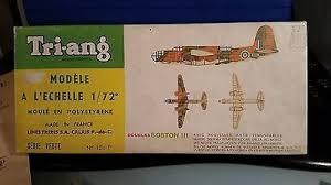 [Tri-Ang] DOUGLAS BOSTON III Réf 151P Vintage 1108
