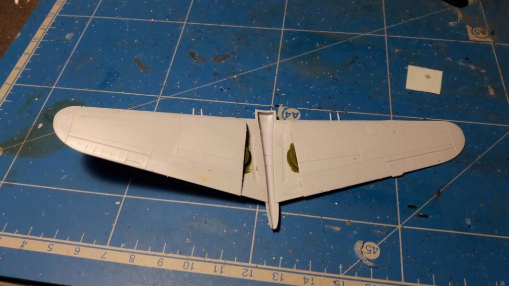Curtiss Tomahawk Mk.IIB 1/72 (Airfix)  1135